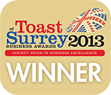 Toast of Surrey
